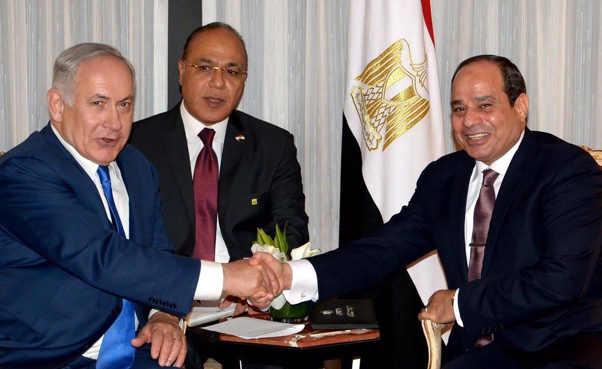 نتنياهو يصف توقيع اتفاق تصدير الغاز لمصر بيوم عيد