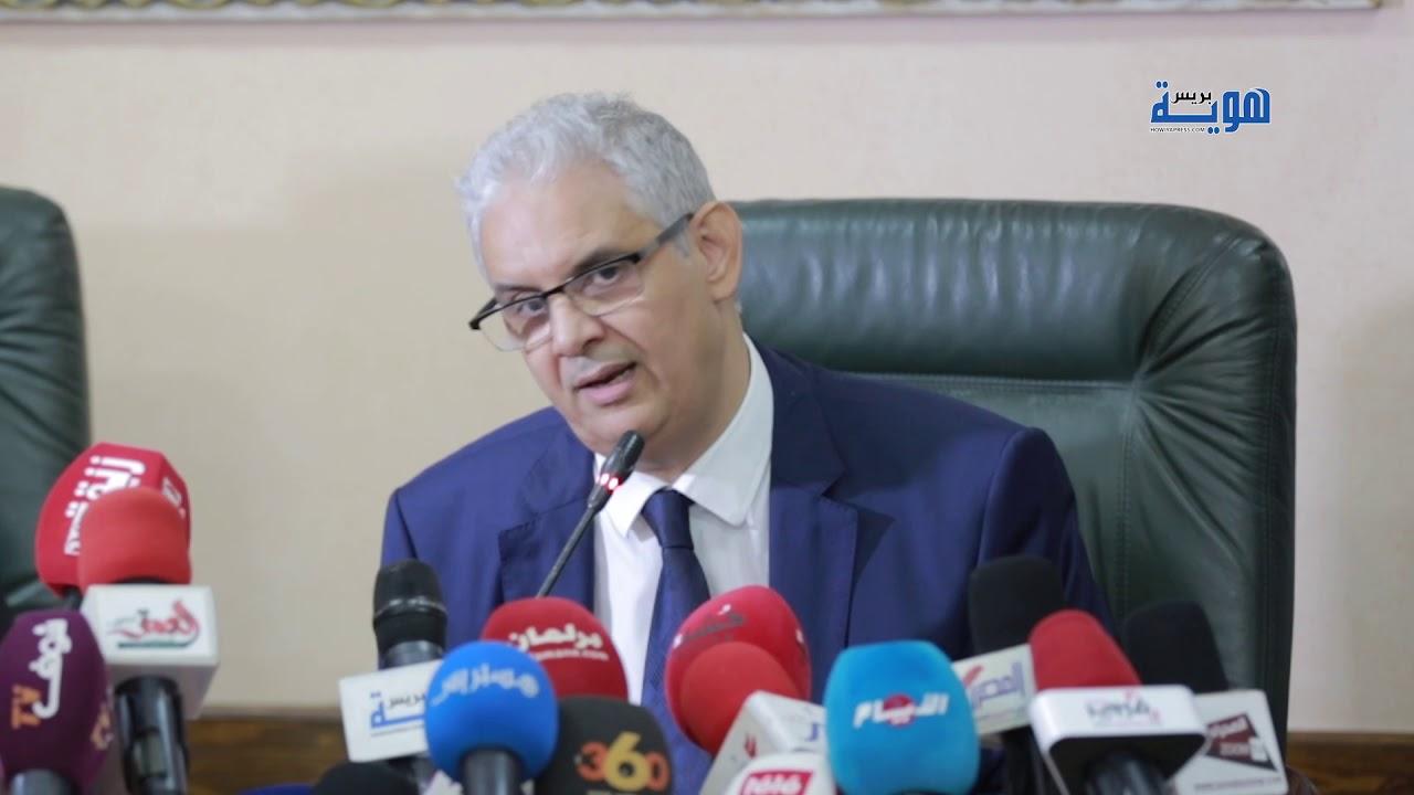 """نزار بركة: قرار المحكمة الأوروبية حول الصحراء """"يشوّش"""" مسار تسوية النزاع"""