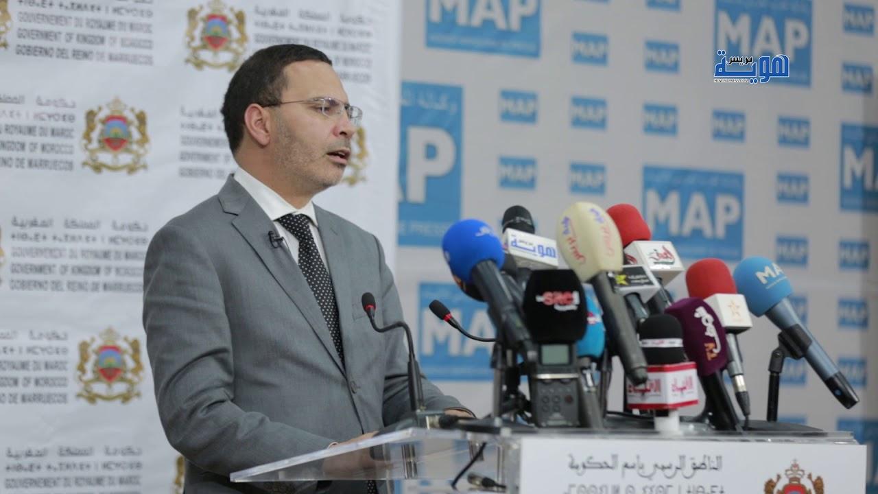 الخلفي: الحكومة صادقت على 240 مشروع نص قانوني خلال 50 اجتماعا لمجلس الحكومة