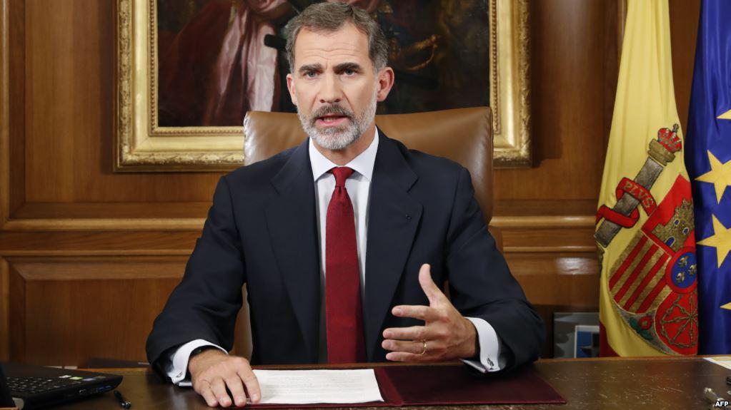 ملك إسبانيا ينوّه بإنجازات الملك محمد السادس