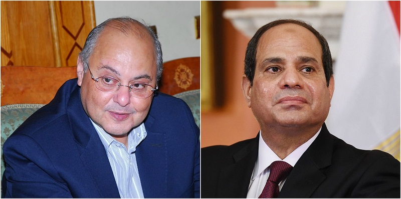 "مصر.. ""موسى مصطفى موسى"" مرشحا ضد ""السيسي"" ومؤيدا له"