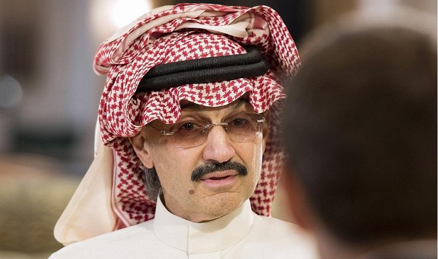 إطلاق سراح المليادير السعودي الأمير الوليد بن طلال