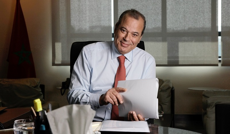 عمر فرج يغادر مديرية الضرائب بعد رفض التمديد له مرة ثانية