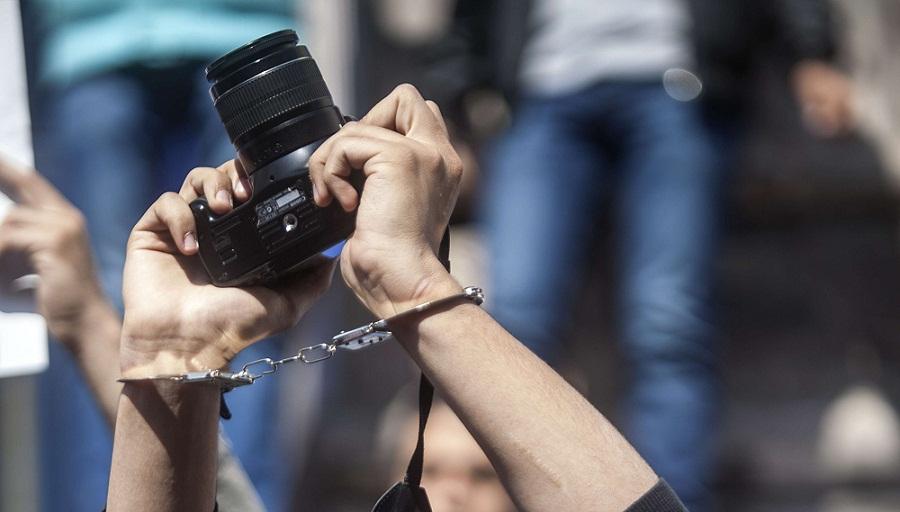 هكذا احتجزت إسرائيل 7 صحفيين مساء أمس