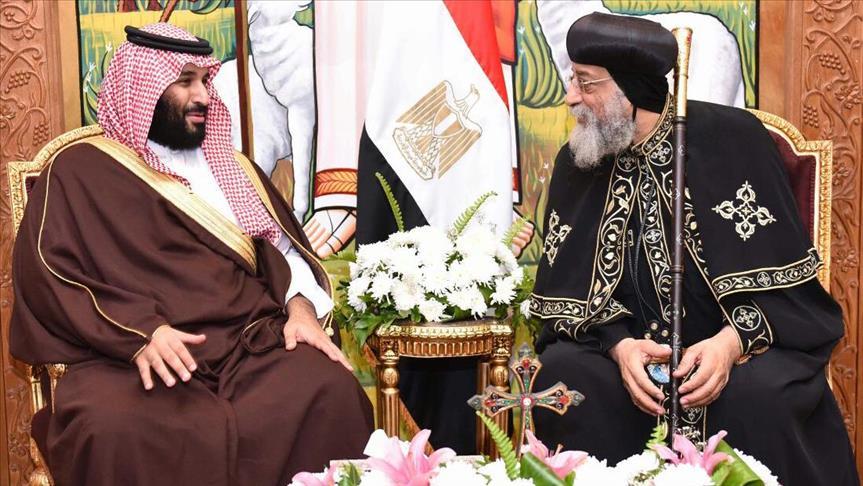 للمرة الأولى.. السعودية تدعو بابا أقباط مصر لزيارة المملكة