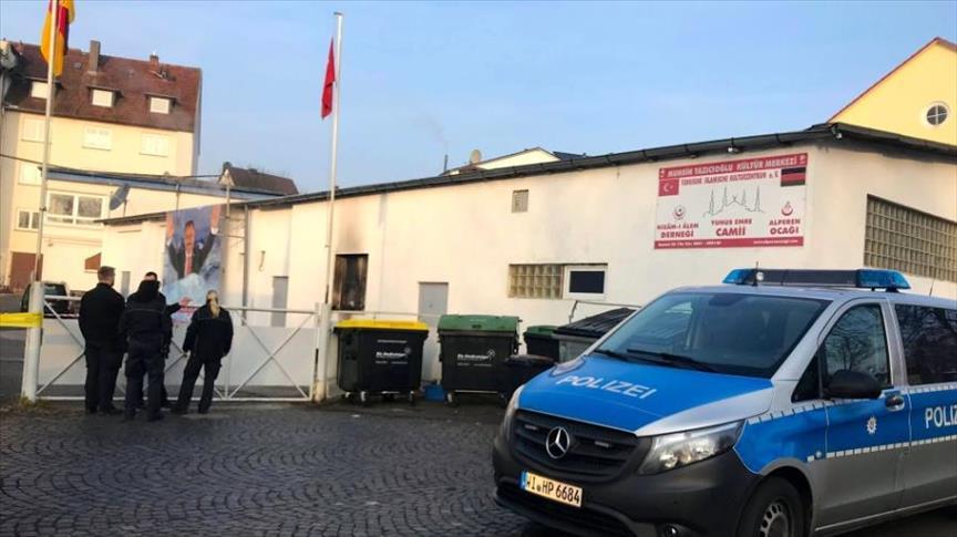 ألمانيا.. الجالية التركية تنظم مظاهرة تنديداً بالإرهاب والاعتداء على المساجد