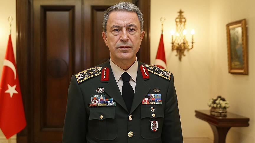 رئيس الأركان التركي: ربط الإسلام بالإرهاب أمر خاطئ وجد خطير