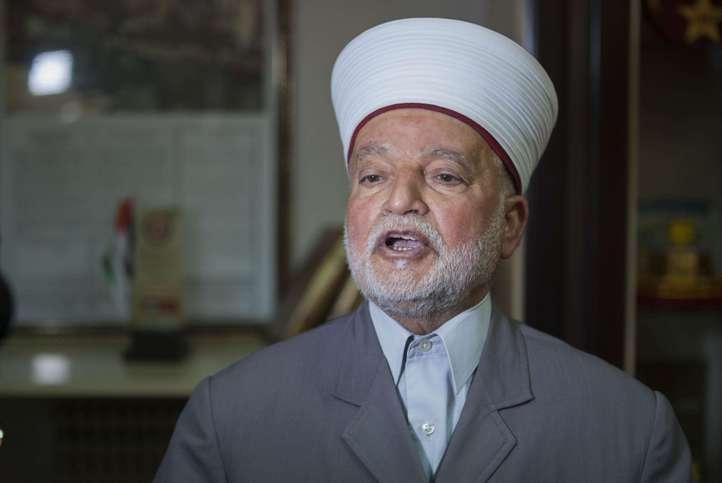 مفتي القدس: لا مكان في المسجد الأقصى لغير المسلمين