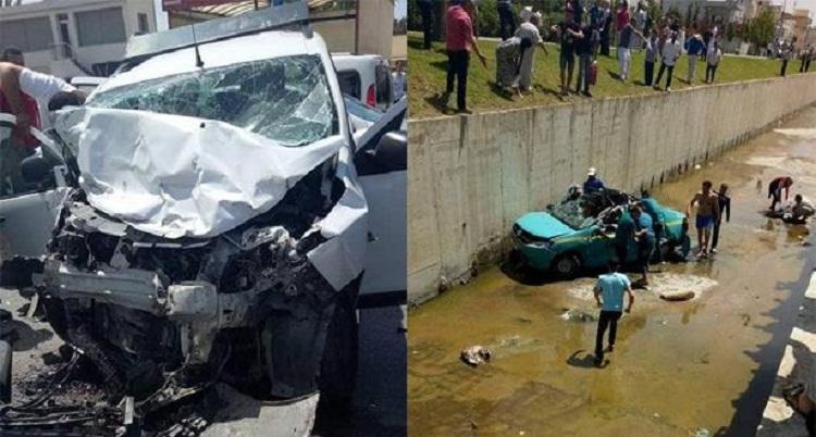 الحوادث المرورية المميتة في تراجع
