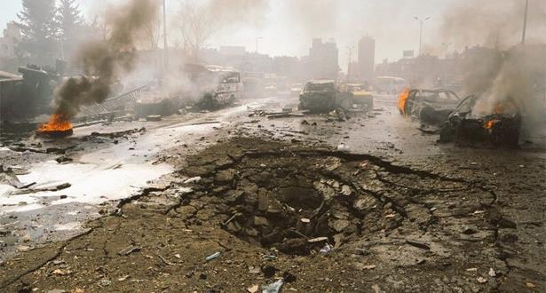 """""""داعش"""" تقتل 7 عسكريين بينهم 5 أمريكيين وتصيب 10 آخرين في عملية بسوريا"""