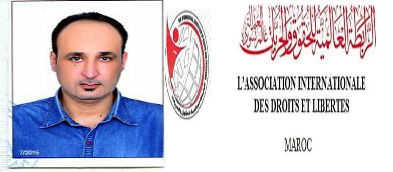 صحفي مصري معتقل بالمغرب يعاني من تدهور حالته الصحية بسجن تيفلت