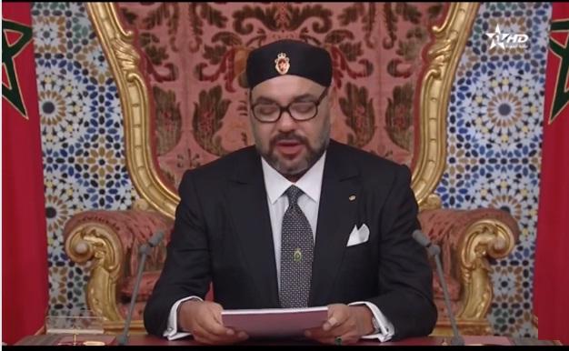"""الملك محمد السادس يؤكد على مواصلة المغرب انخراطه """"بكل ثقة والتزام"""" في الدينامية التي أطلقها الأمين العام للأمم المتحدة"""