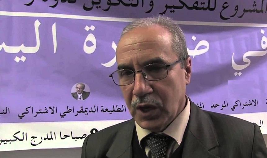 بعد أدائه مناسك الحج والهجوم عليه من بعض اليساريين.. الكاتب العام لحزب الطليعة يطلب استقالته