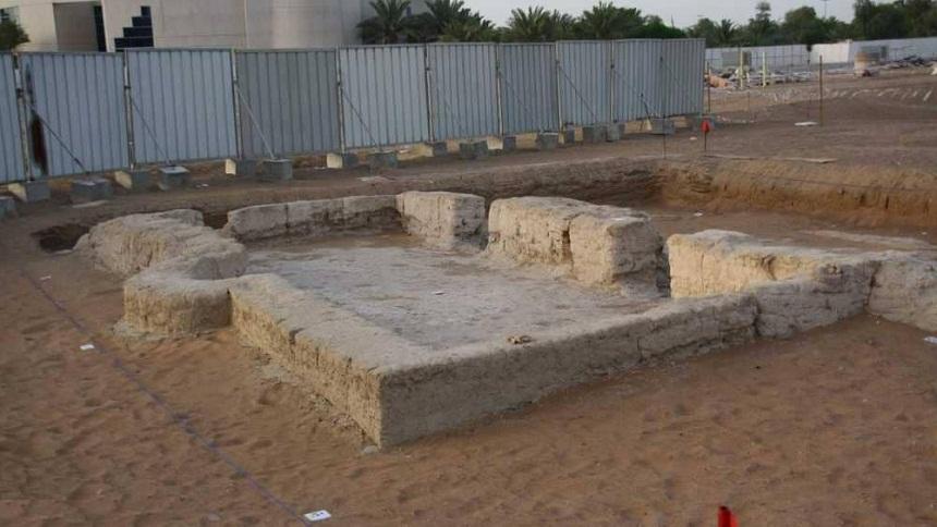 اكتشاف أقدم مسجد في الإمارات يعود تاريخه إلى ألف عام