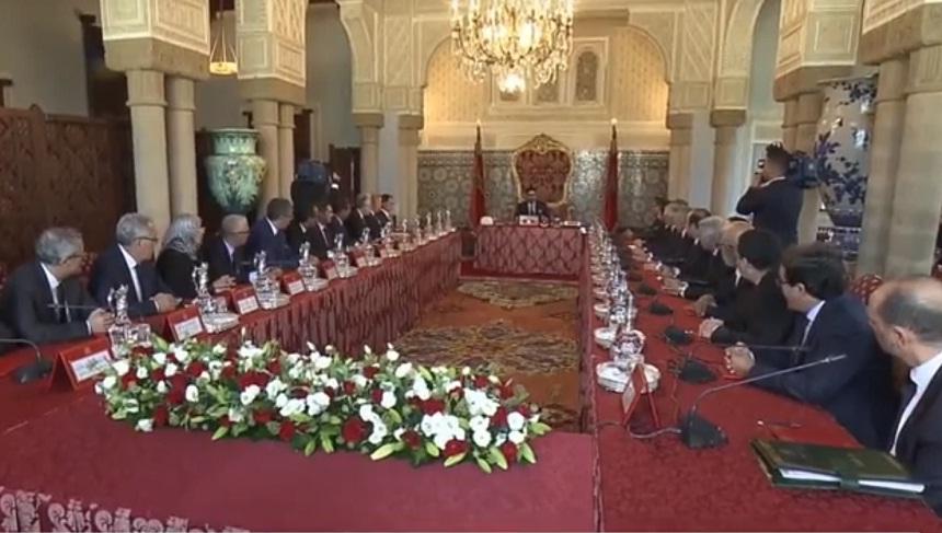 فيديو.. تحليل اختصاصات المجلس الوزاري
