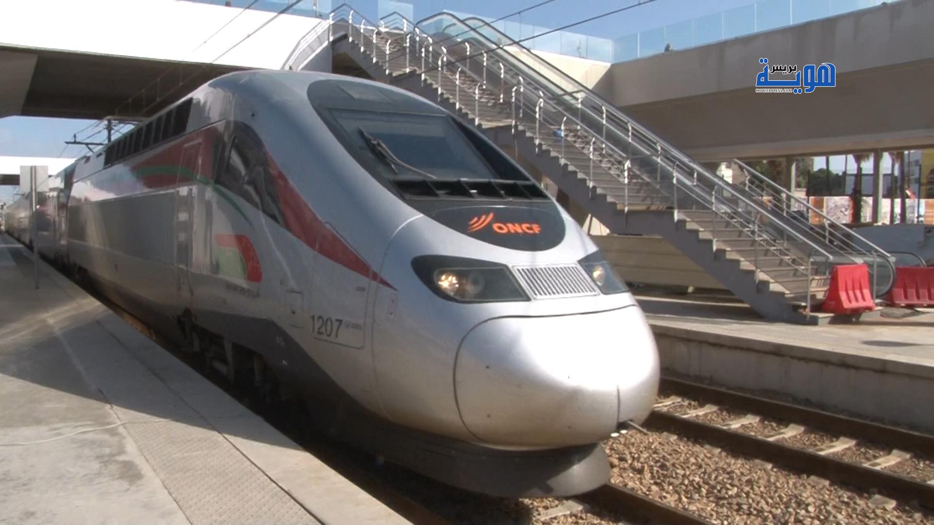 البراق من أسرع القطارات في العالم