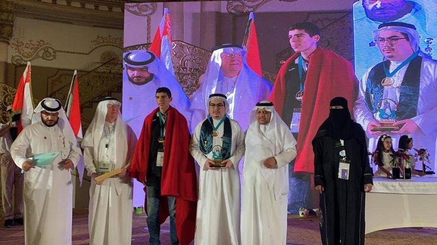 تتويج تلاميذ مغاربة بذهبية وفضيتين في أولمبياد الرياضيات العربي الأول بجدة