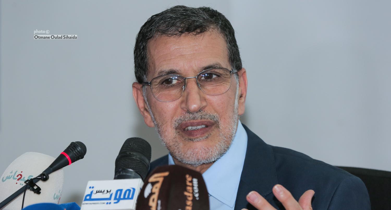 """رئيس الحكومة سعد الدين العثماني يتباحث بالرباط مع وزير الخارجية الأمريكي """"مايك بومبيو"""""""