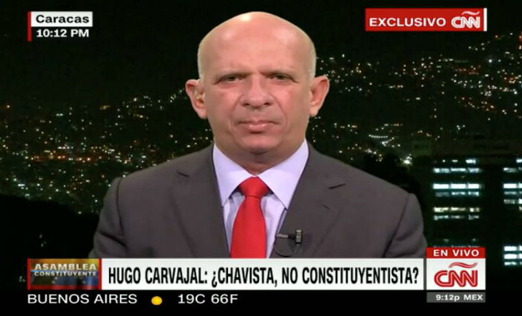 """رئيس المخابرات الفنزويلية السابق ينشق عن """"مادورو"""" ويكشف علاقته بحزب الله"""