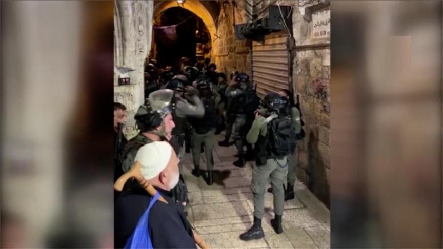 إسرائيل تعتقل 2759 فلسطينيا منذ مطلع هذا العام