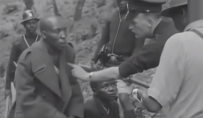 """فيديو صادم عن وحشية المجرمين (مثل كولومبوس و""""الاستعمار"""") في غياب قيادة الإسلام"""