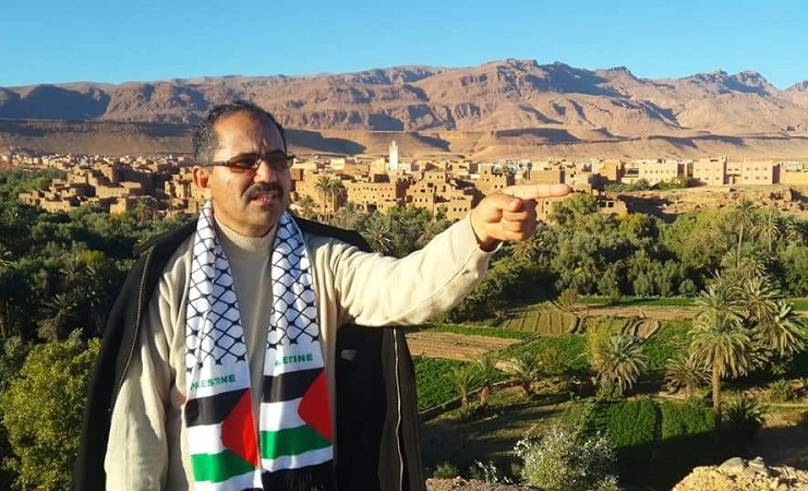 الكونفدرالية الديمقراطية للشغل تطالب بإطلاق سراح أحمد ويحمان وتستنكر كل أشكال التطبيع مع الصهاينة (وثيقة)