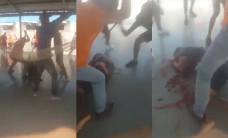 """ترويج فيديو """"الطعن حتى الموت"""" يورط شخصا آخر أوقفته السلطات الأمنية بمدينة وجدة"""