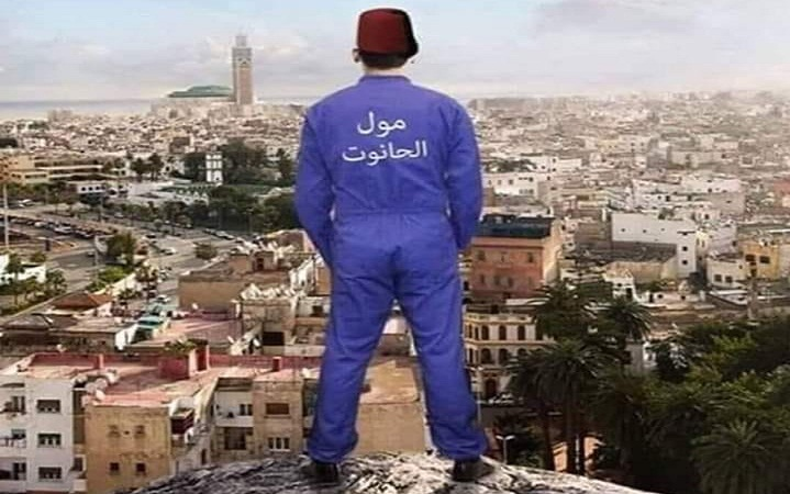 مدينة الدار البيضاء أصبحت مدينة أشباح بسبب إغلاق المحلات لعطلة العيد الطويلة