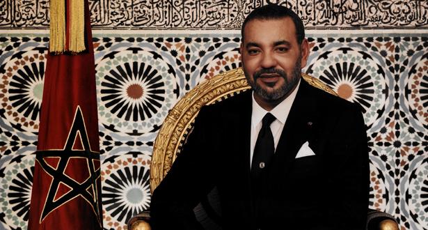 الملك محمد السادس يبعث برقية تعزية ومواساة إلى خادم الحرمين الشريفين إثر وفاة الأمير طلال بن سعود بن عبد العزيز آل سعود