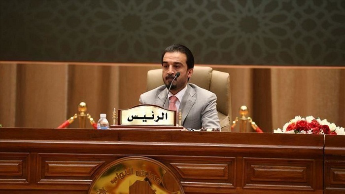 """رئيس البرلمان العراقي يطالب الحكومة بأسماء """"حيتان الفساد"""" لمحاسبتهم"""
