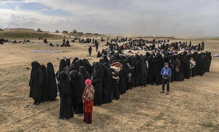اختطاف أطفال المغاربة المعتقلين في المخيمات شمال سوريا