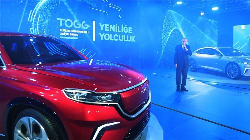 السيارة التركية تحظى بتغطية واسعة في الصحافة الأوروبية