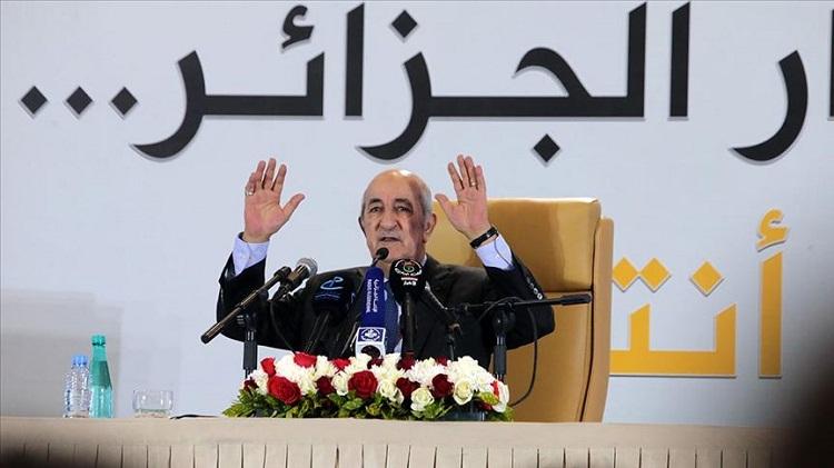 الجزائر.. المجلس الدستوري يعلن رسمياً فوز تبون بالرئاسة