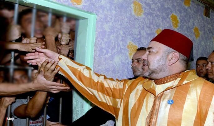 محمد السادس سجناء