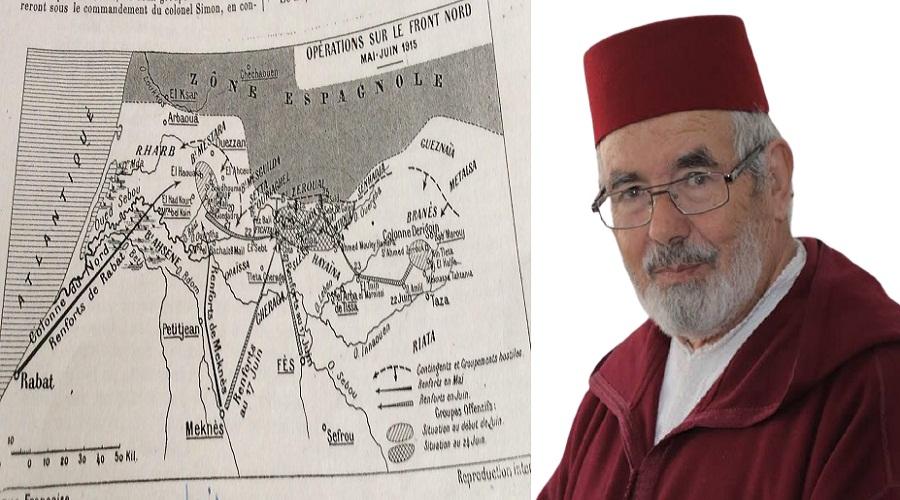 جديد عمليات غزو المغرب الغربي 1915م