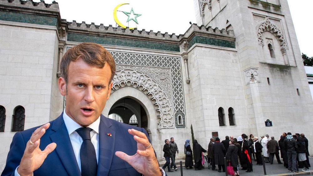 عداء أبو أزمة للمسلمين.. السلطات الفرنسية تبدأ إجراءات لإغلاق مسجد جديد